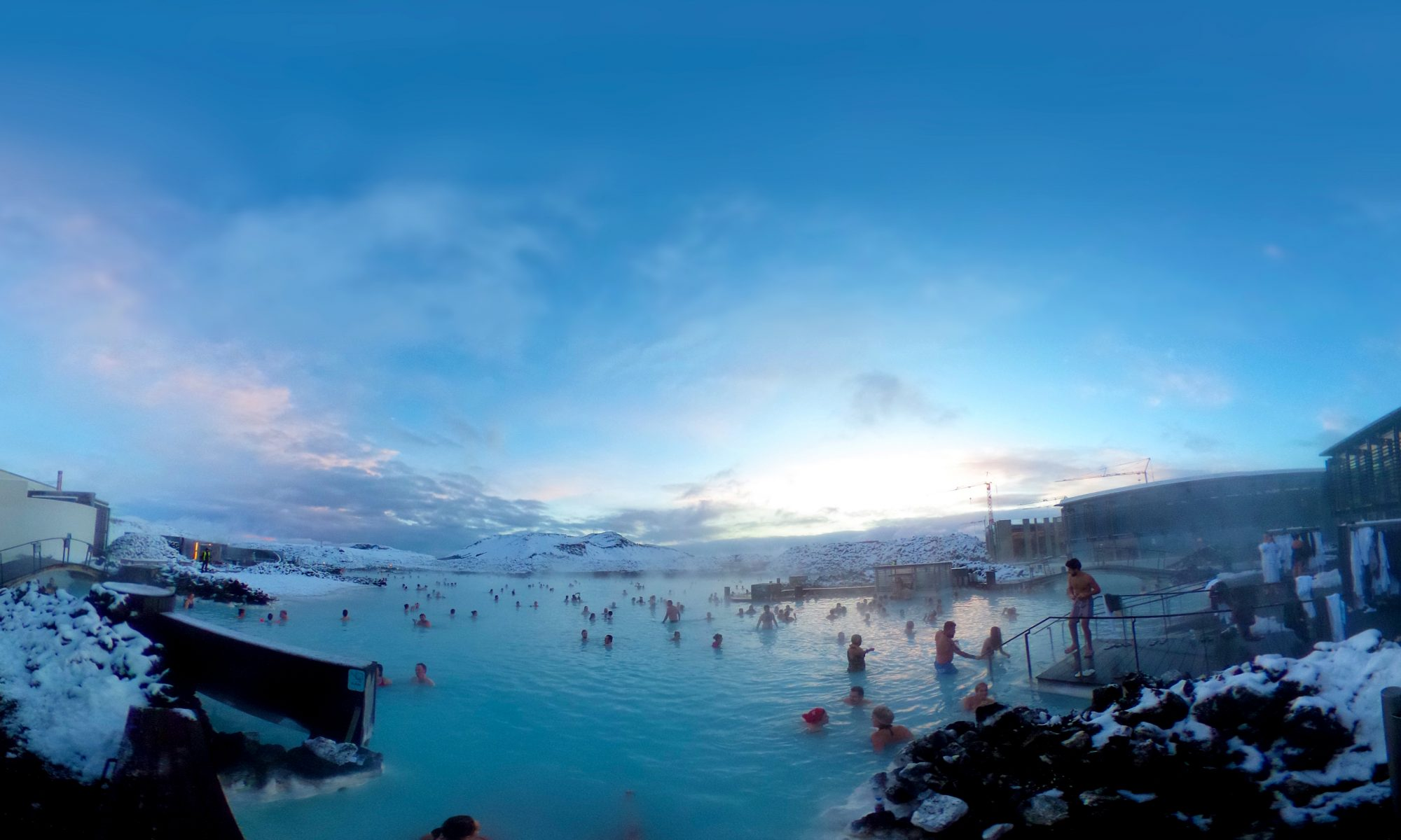 Blue Lagoon 360 Panorama
