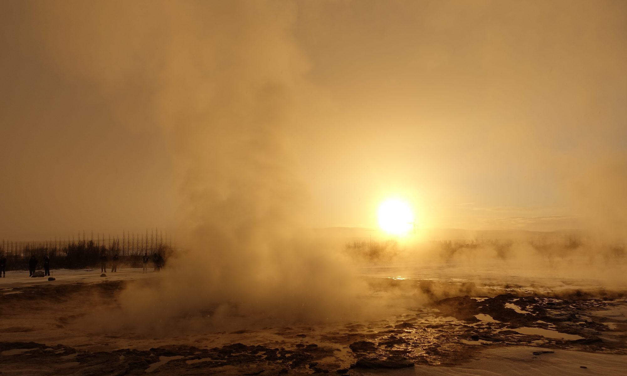 Iceland Geyser Golden Circle Tour