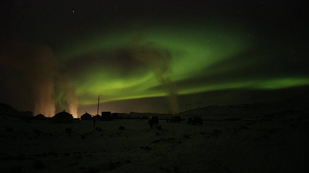 Can you photograph the Northern Lights with an Android camera?